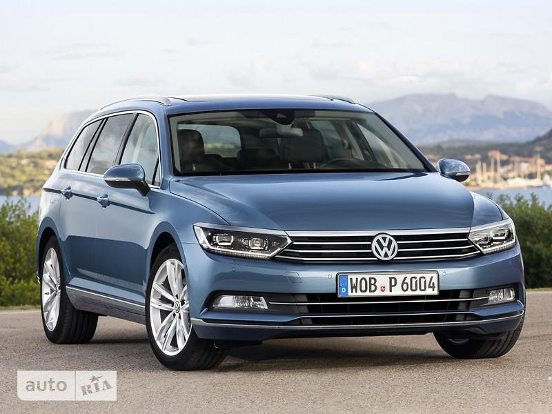 Volkswagen Passat В8 1.8 TSI DSG (180 л.с.) Elegance Life