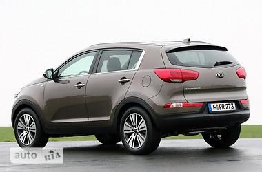 Kia Sportage 2.0D AT 4WD  2015