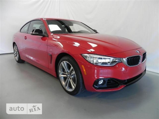 BMW 4 Series 435i  AT (300 л.с.) xDrive