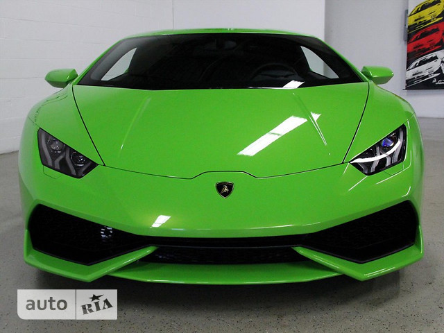 Lamborghini Huracan 5.2 AT (610 л.с.)  LP610-4