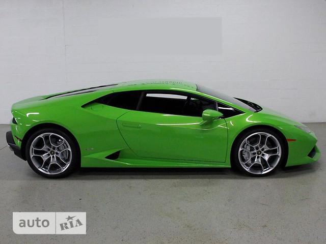 Lamborghini Huracan 5.2 AT (610 л.с.)  LP610-4