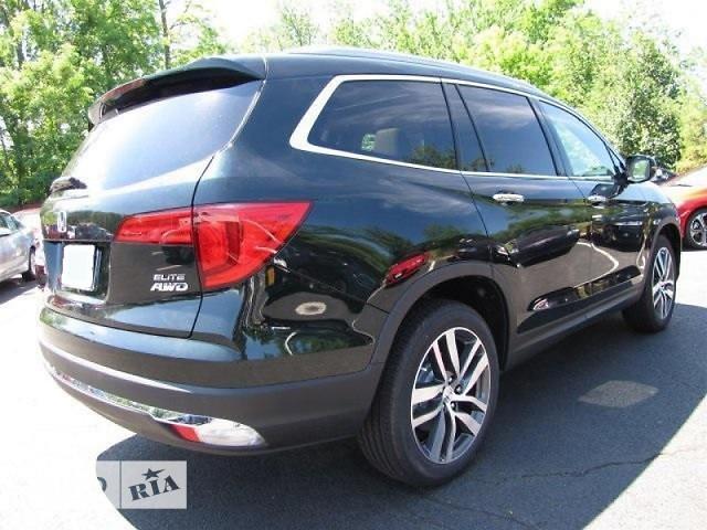 Honda Pilot 3.5i АТ (285 л.с.) Elit SH-AWD