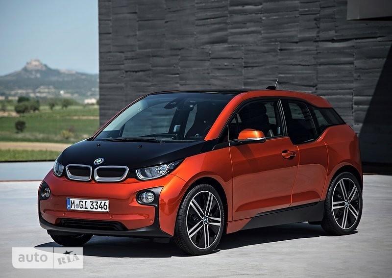 BMW I3 i3 (170 л.с.) Rex