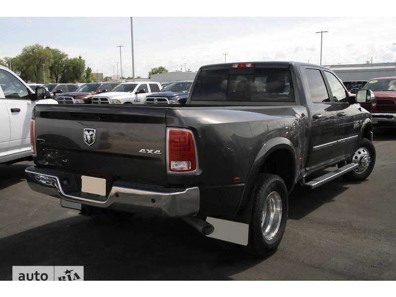 Dodge RAM 3500 6.7ТD AT  Laramie