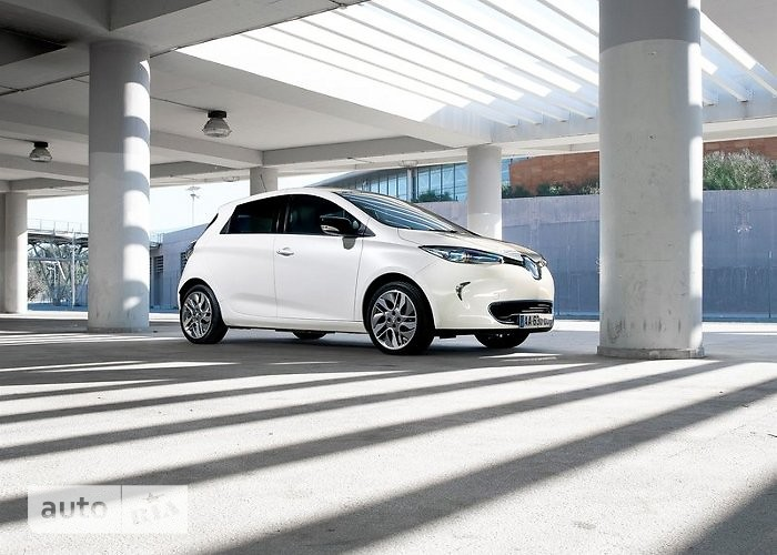 Renault Zoe 41 kW AT Intense