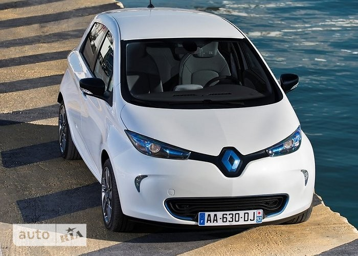Renault Zoe Z.E.40 68 kW AT Intense
