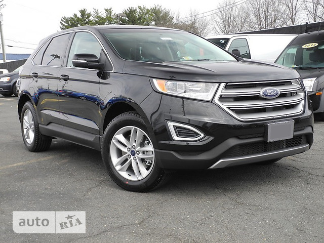 Ford Edge 2.0 EcoBoost AT (245 л.с.) SEL