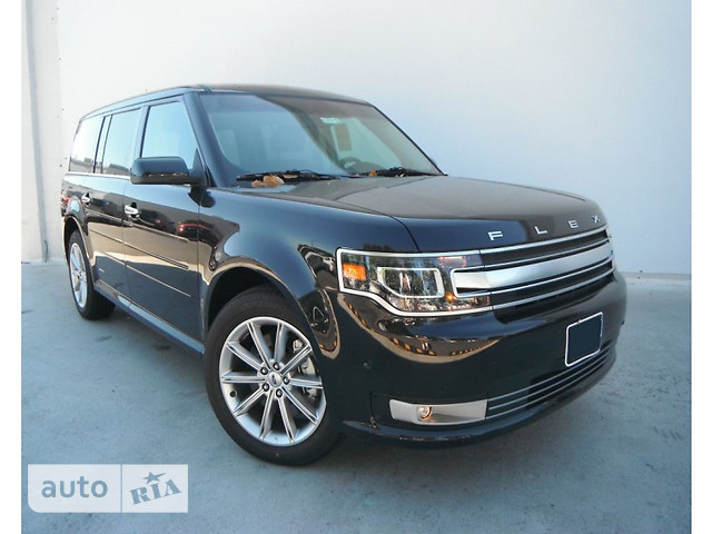 Ford Flex 3.5 AT (365 л.с.) AWD  Limited