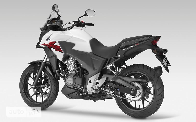 Honda CB 500 XAH