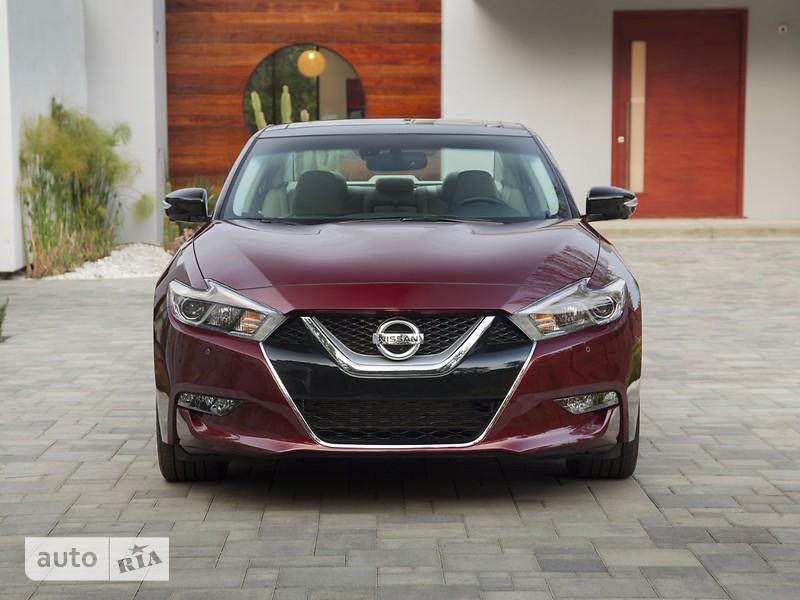 Nissan Maxima 3.5i AT (300 л.с.) SR