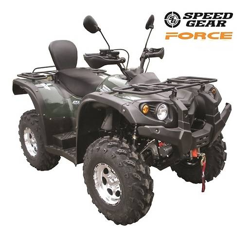 Speed Gear Force 500