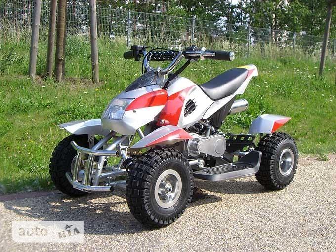 Quad Bike Kinderquad 49cc Cobra