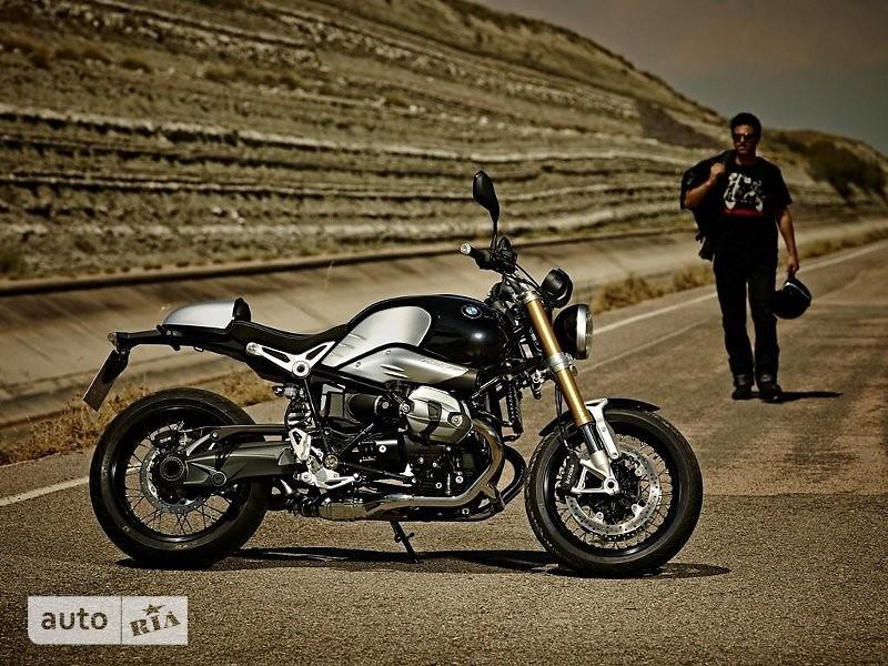 BMW R R nine T