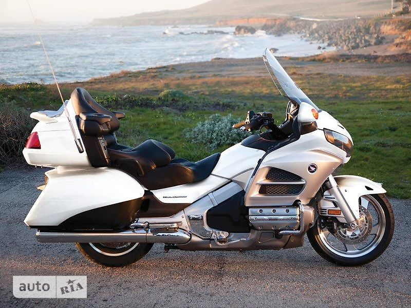 Honda GL 1800 B Bagger