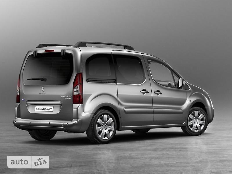 Peugeot Partner пасс. Tepee 1.6HDI MT (92 л.с.)  Outdoor