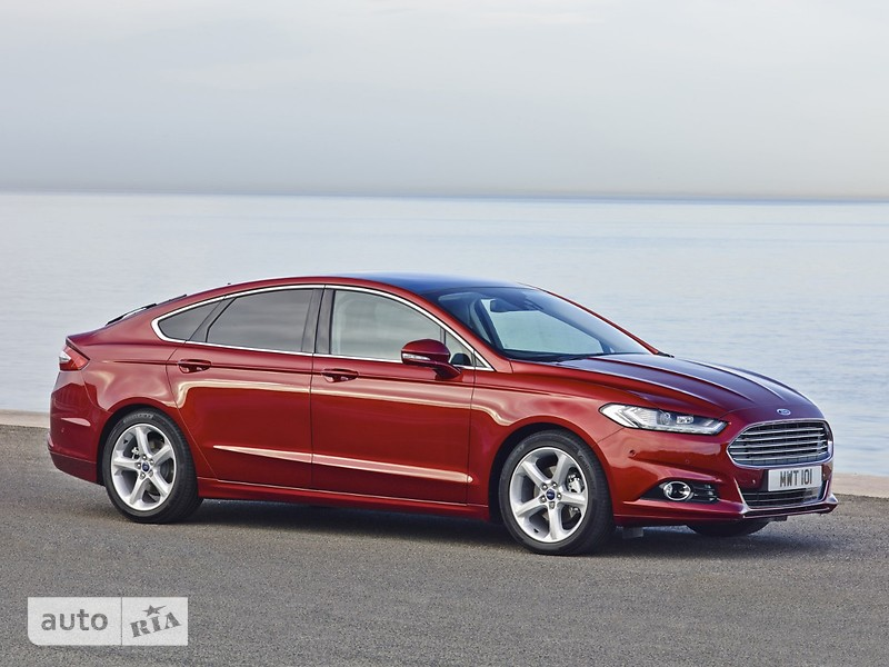 Ford Mondeo New 2.0D AT (180 л.с.) Lux