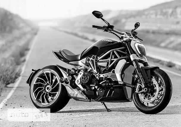 Ducati Diavel Xdiavel