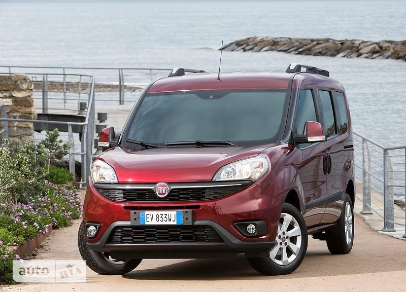 Fiat Doblo пасс. New Maxi 1.6D MT (105 л.с.) Active Lungo M1