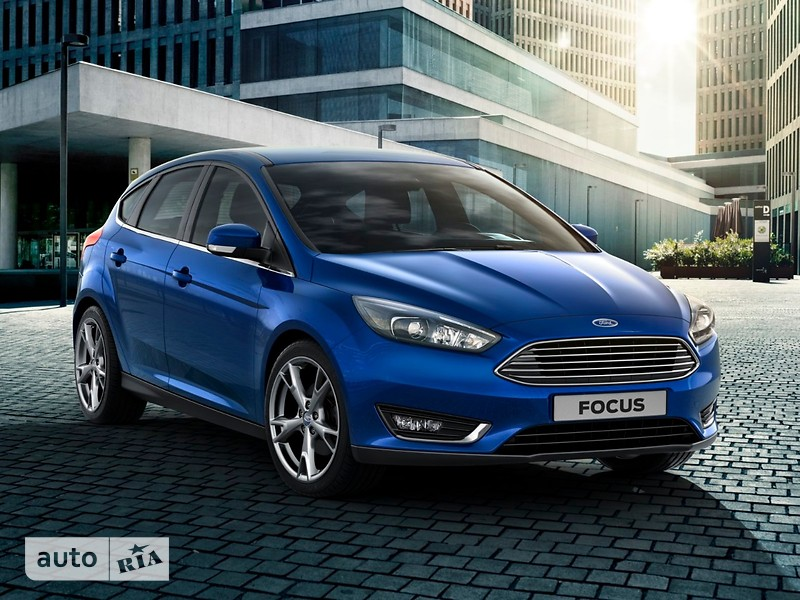 Ford Focus 1.5D MT (120 л.с.) Business