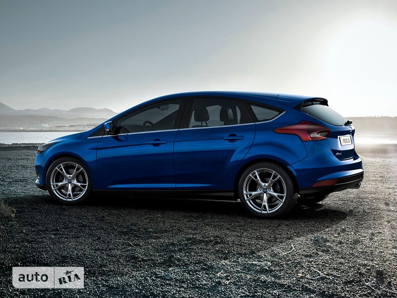 Ford Focus 1.5D MT (120 л.с.) Business