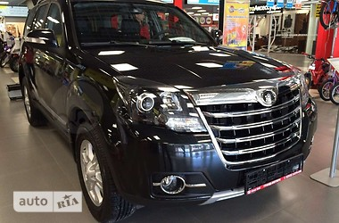 Great Wall Haval H3 New 2.0 MT (116 л.с.) 4x4 City 2016