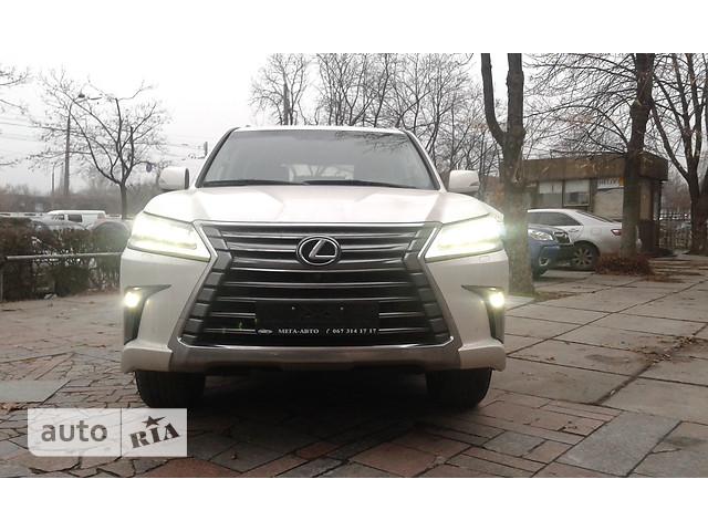Lexus LX 450d AT (272 л.с.) Executive