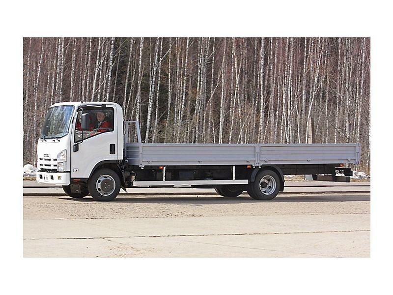 Isuzu NQR 90L Борт (190 л.с.)