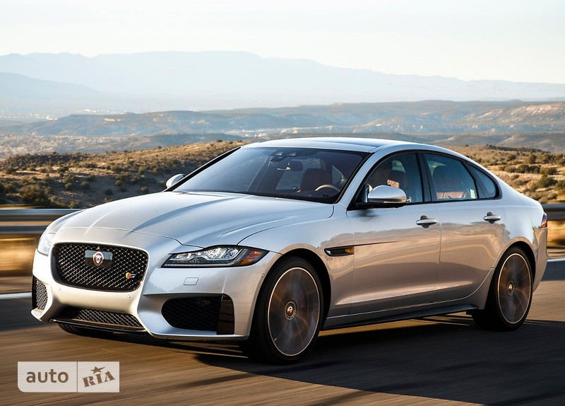 Jaguar XF 3.0 AT (380 л.с.) AWD S