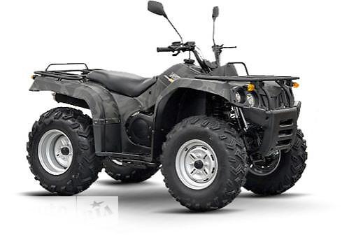 Speed Gear ATV 400