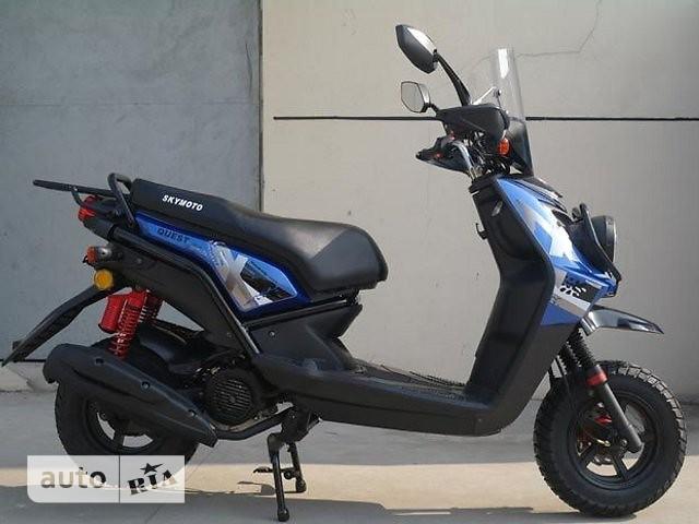 SkyMoto Quest 150