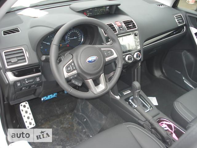 Subaru Forester 2.0D АТ (150 л.с.) GW