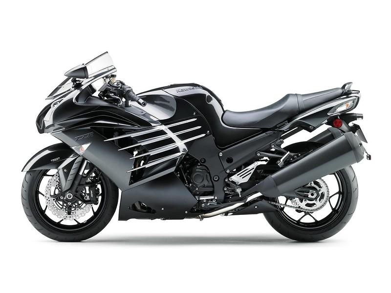 Kawasaki ZZR 1400 ABS Performance Sport