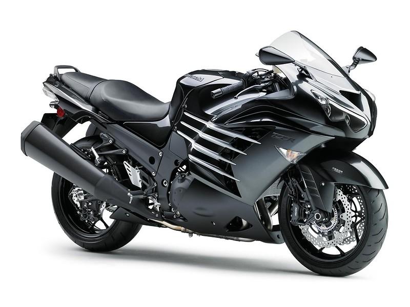 Kawasaki ZZR 1400 ABS Performance Sport