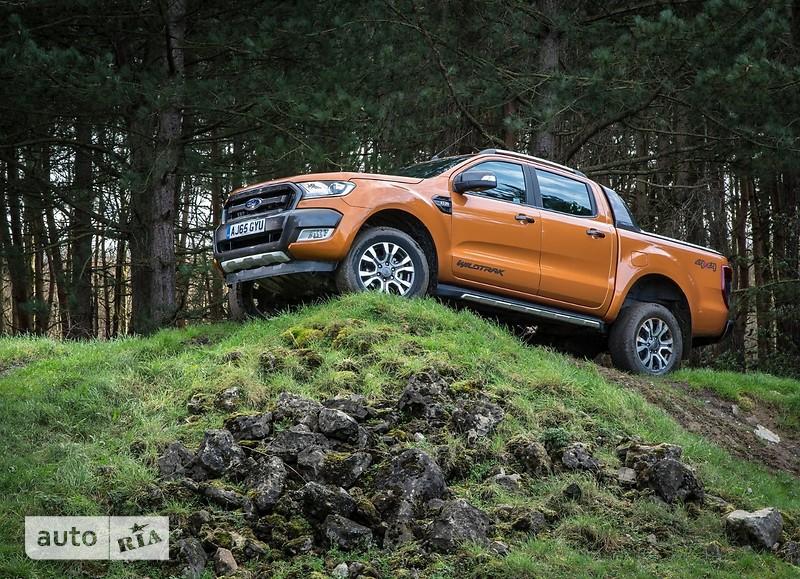 Ford Ranger 2.2D МТ (160 л.с.) 4WD (Удлиненная кабина)  XL