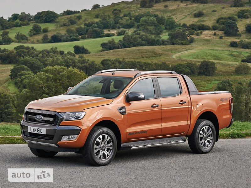 Ford Ranger 2.2D АТ (160 л.с.) 4WD (Двойная кабина) Limited