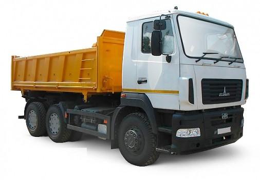 МАЗ 6501E9 520-021 Е-5