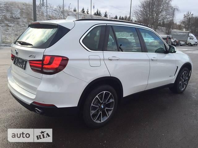 BMW X5 F15 M50D АТ (381 л.с.) xDrive base