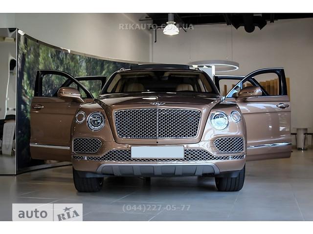 Bentley Bentayga 6.0 TSI АТ (610 л.с.) AWD
