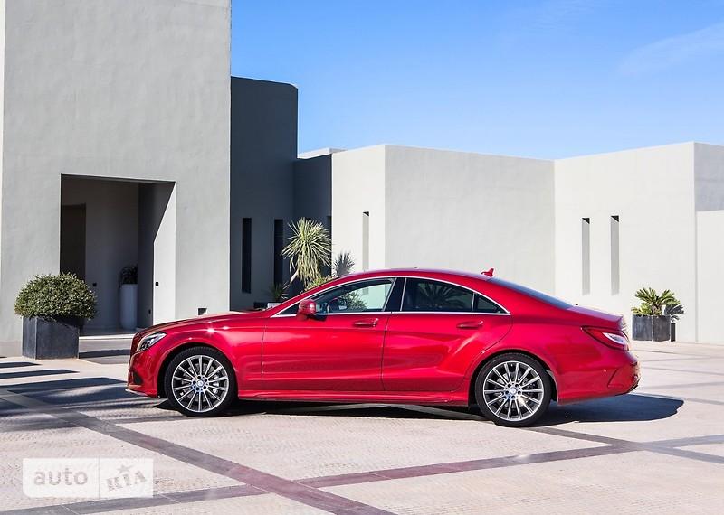 Mercedes-Benz CLS-Class CLS 350d (258 л.с.) 4Matic