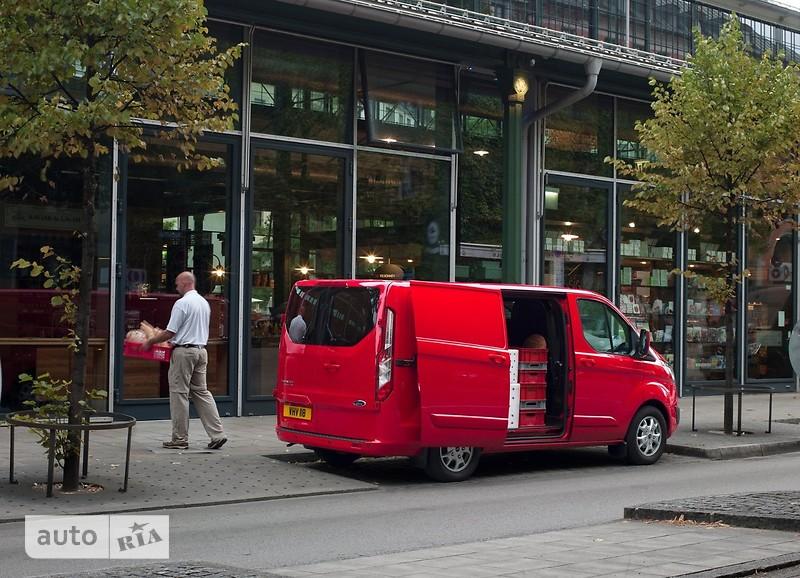 Ford Transit груз. Custom F310 (125 л.с.) L1H1 Amb Plus