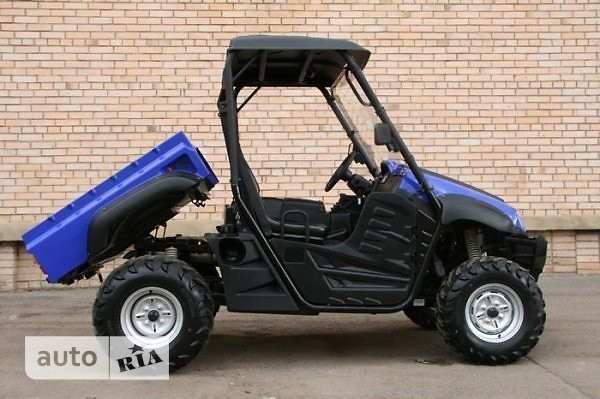 Speed Gear UTV 700 EFI Advanced