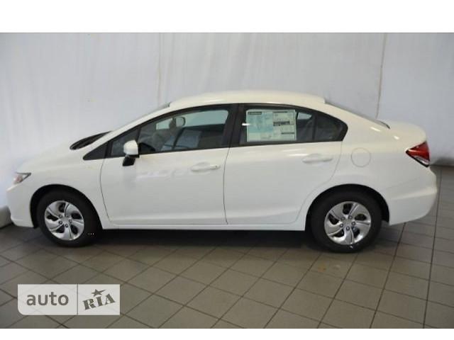 Honda Civic Dream