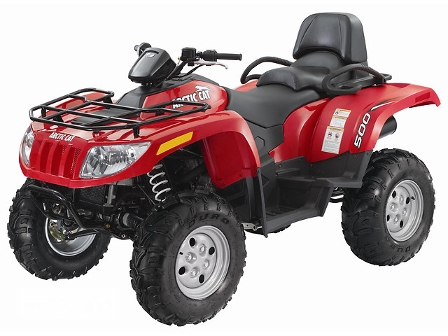 Arctic cat TRV 500