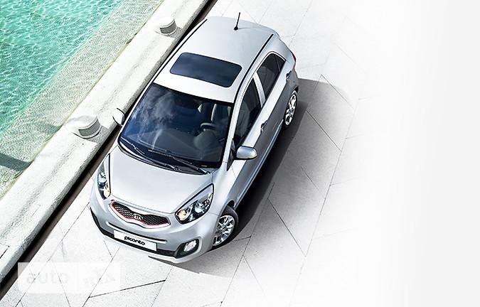 Kia Picanto 1.2 AT (85 л.с.) Prestige Sport