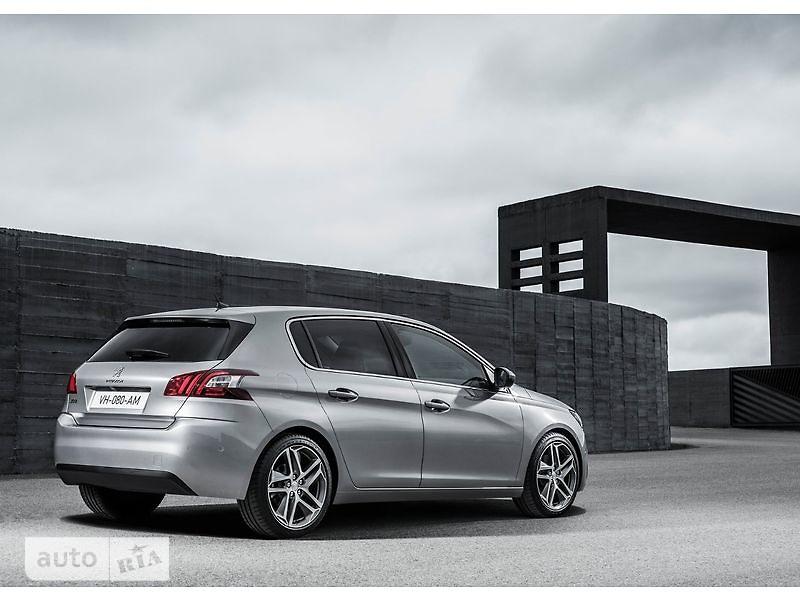 Peugeot 308 1.6 BlueHdi АТ (120 л.с.) Start/Stop Active