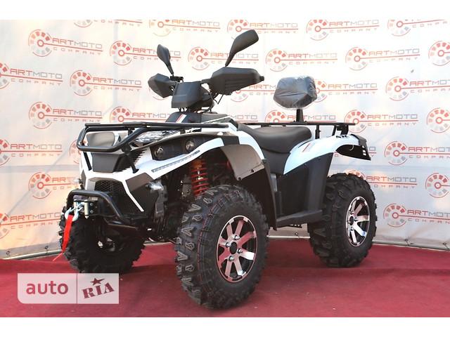 Linhai Yamaha LH 400  Sport