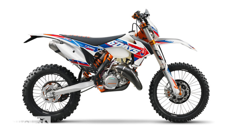 KTM Enduro 250 EXC Six Days TPI