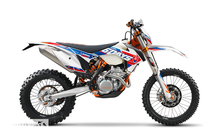 KTM Enduro 250 EXC-F Six Days