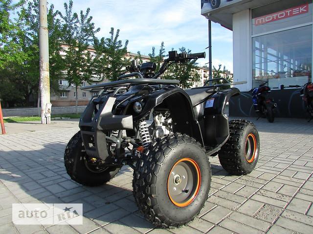 Comman ATV 125 XT