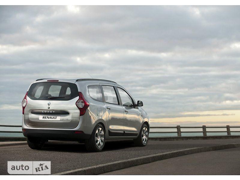 Renault Lodgy 1.5D МТ (90 л.с.) Zen